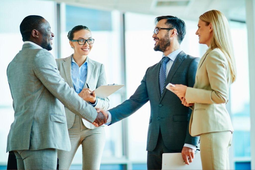 Perfil profesional en currículum para vendedor de seguros
