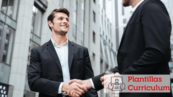 Currículum vitae de un Vendedor de seguros