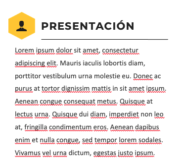 presentacion cronologico