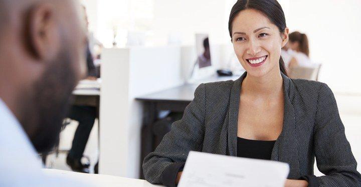 Lenguaje corporal en las Entrevista de Trabajo