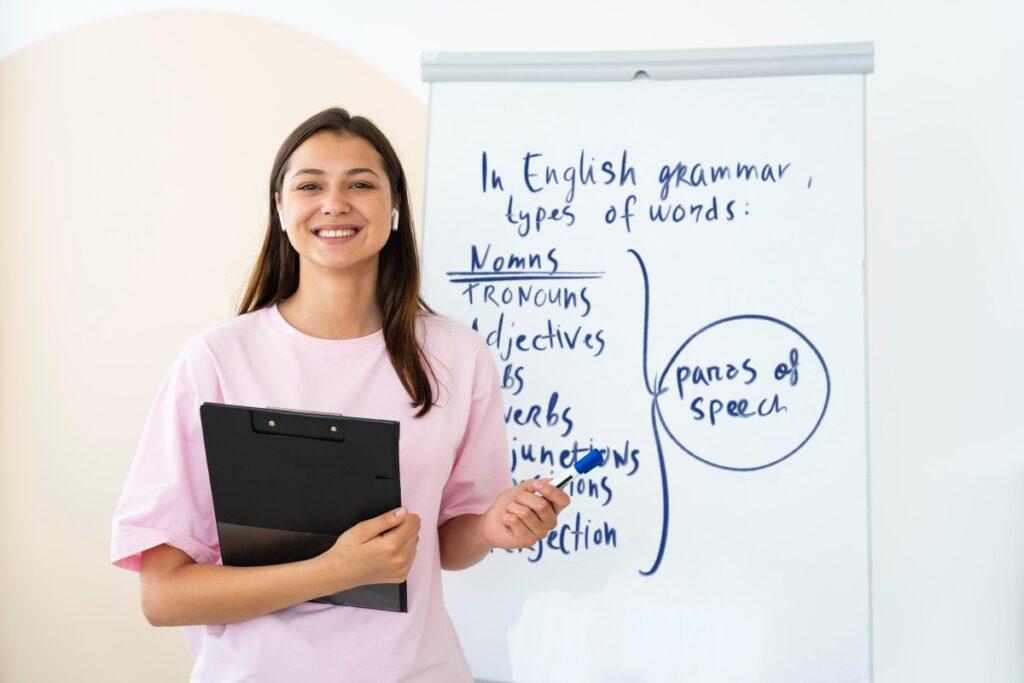Currículum profesor de inglés- Ejemplos
