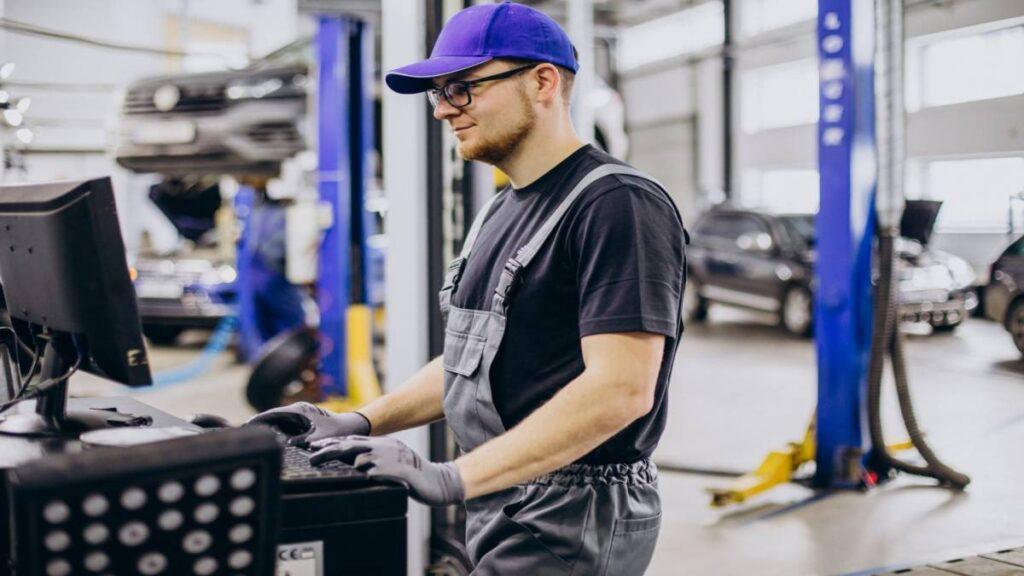 Currículum para ingeniero mecánico