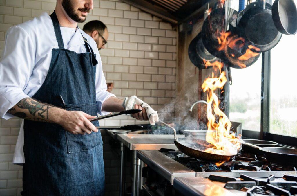 Sección Educación-Currículum cocinero