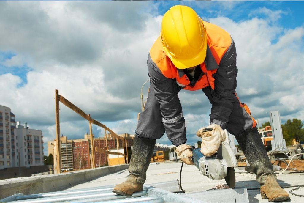 Habilidades currículum para empleado de construcción